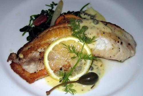 Pesce del giorno › Domstuebli ‹ La vera cucina della Puglia